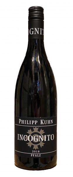 Philipp Kuhn Cuvee Incognito 2018 Deutschland Pfalz Rotwein - BIO - FAIR'N GREEN