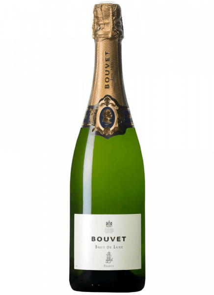 Bouvet Brut de Luxe Frankreich Loire Schaumwein