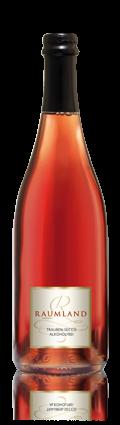 Raumland Traubensecco Rot Alkoholfrei Deutschland Rheinhessen