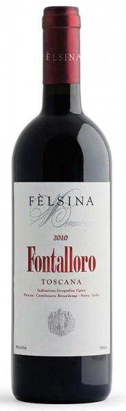 Felsina Fontalloro 2001 Italien Toskana Rotwein - BIODYN