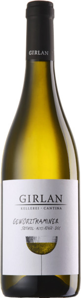 Girlan Gewürtztraminer Aime 2019 Italien Südtirol Weißwein