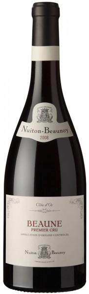 Nuiton-Beaunoy Beaun 1er Cru Rouge 2015 Frankreich Burgund Rotwein
