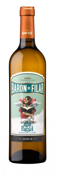 Baron de Filar Verdejo 2016 Rueda Spanien Weisswein