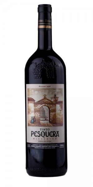 Bodega Fernandes Pesquera Reserva Millennium 1996 Magnum Spanien Duero Rotwein