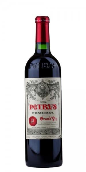 Château Petrus Grand Vin de Pomerol 2004 Frankreich Bordeaux Rotwein
