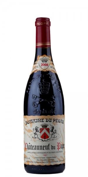 Pegau Châteauneuf-du-Pâpe Cuvée Réservée Doppelmagnum (3 Liter) 2010 Rhone Frankreich Rotwein