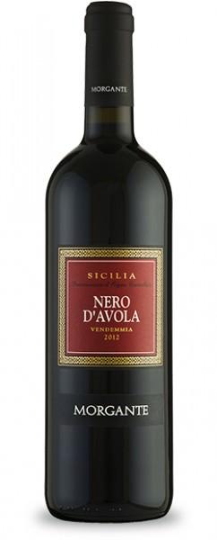 Morgante Nero D'Avola 2016 Italien Sizilien Rotwein