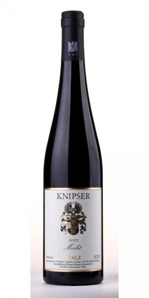 Knipser Merlot Auslese 2003 Deutschland Pfalz Rotwein