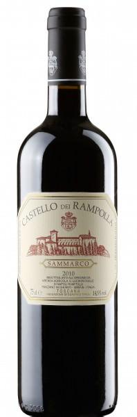 Rampolla Sammarco 1998 Italien Toskana Rotwein - BIODYN - VEGAN