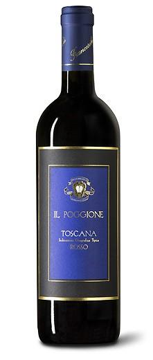 Il Poggione Toscana Rosso 2016 Italien Toskana Rotwein