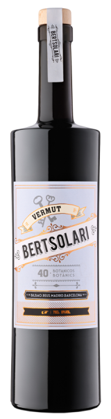I tans Vins, Bertsolari Barcelona Spanien Wermut