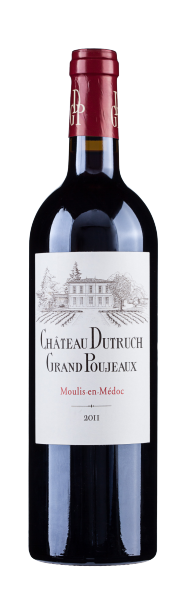 Dutruch Grand Poujeaux Moulis Cru Burgeois 15 Liter Nebucadnezar 2005 Frankreich Bordeaux Rotwein