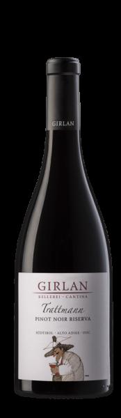 Girlan Pinot Noir Riserva Trattmann 2016 Italien Südtirol Rotwein