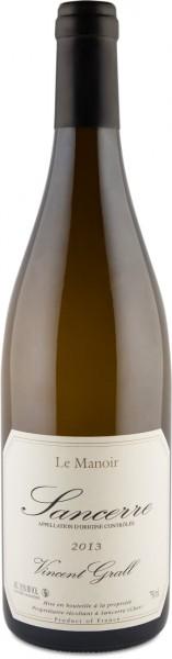 Vincent Grall Sancerre Le Manoir AOC 2019 Frankreich Loire Weißwein