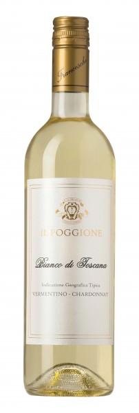 Il Poggione Bianco di Toskana 2017 Italien Toskana Weißwein