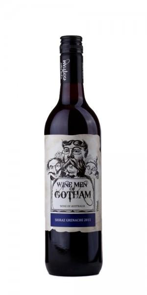 Wine Men of Gotham Shiraz Grenache 2012 Australien Rotwein