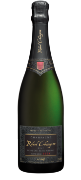 "Champagne Roland Champion Grand Cru Magnum Blanc de Blanc ""Carte Noire"" 2012 Frankreich Champagne"