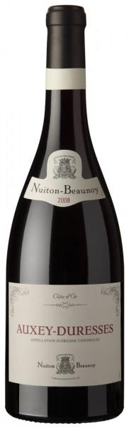 Nuiton-Beaunoy Auxey-Duresses Rouge 2015 Frankreich Burgund Rotwein