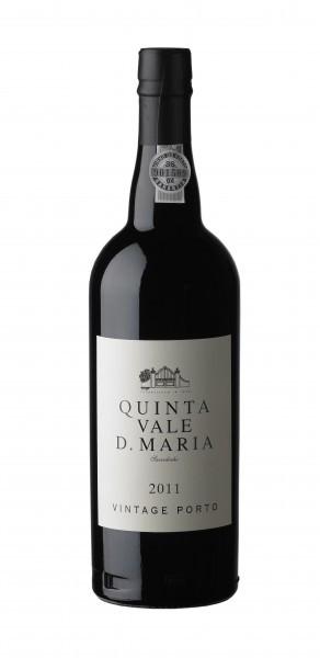 Quinta Vale D. Maria Vintage Port, 1/2 Flasche 2011 Portugal Douro Portwein