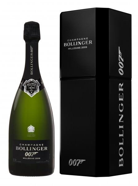 Bollinger, Spectre 007 Limited Edition 2009 Frankreich Champagne Schaumwein