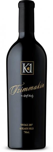 K1 Tzimmukin 2005 Australien Rotwein
