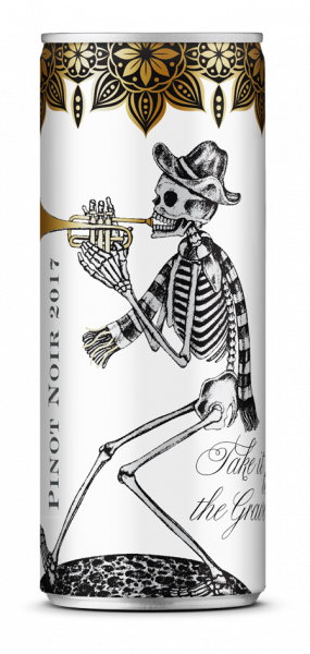 F. W. Wines Take it to the Grave 0,25l. Dose Pinot Noir 2016 Australien Adelaide Hills Rotwein