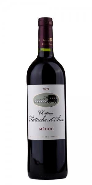Chateau Patache D'Aux Medoc Magnum 2009 Bordeaux Frankreich Rotwein