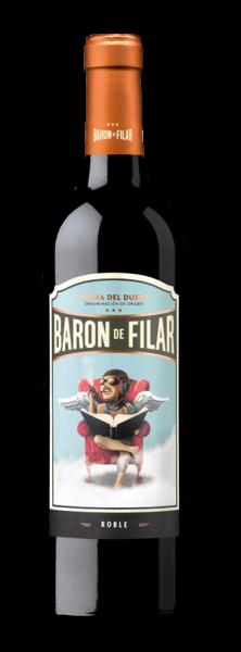 Baron de Filar Roble 2016 Ribera del Duero Spanien Rotwein