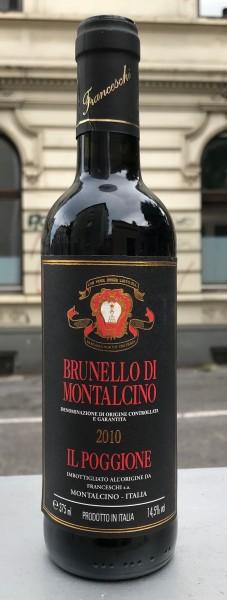 Il Poggione Brunello di Montalcino 1/2 Flasche DOCG 2013 Italien Toskana Rotwein