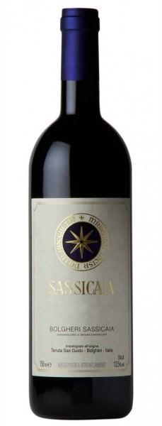 Tenuta San Guido Sassicaia Bolgheri 2004 Toskana Italien Rotwein