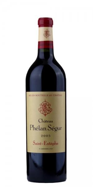 Château Phelan Segur St. Estephe Cru Bourg. Except. 2005 Frankreich Bordeaux Rotwein