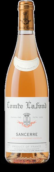 Baron de Ladoucette Comte Lafond Sancerre Rose 2018 Frankreich Loire Rosewein