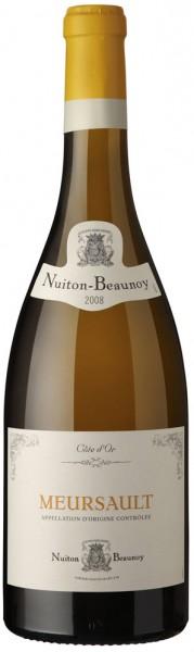 Nuiton-Beaunoy Meursault Blanc 2015 Frankreich Burgund Weißwein
