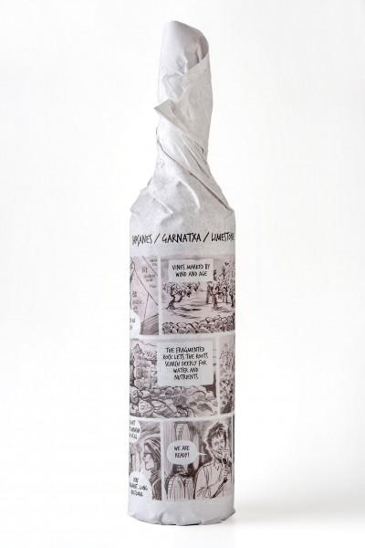 Capcanes, Garnacha Limestone 2015 Monsant Spanien Rotwein - BIO - VEGAN