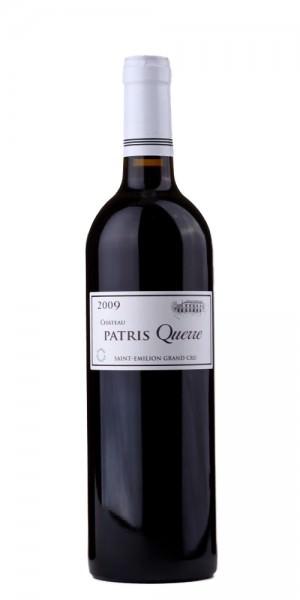 Château Patris Querre St. Emilion Grand Cru 2009 Frankreich Bordeaux Rotwein