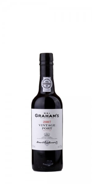 Grahams Portwein Finest Vintage Port 9 Liter 2007 Portugal