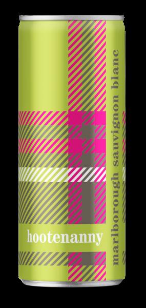 Hootenanny Sauvignon Blanc 0,25 L. Dose 2017 Neuseeland Marlborough Weisswein