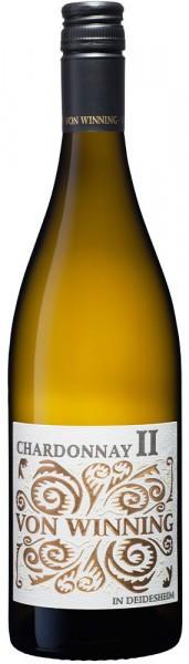 Von Winning Chardonnay II 2019 Deutschland Pfalz Weißwein