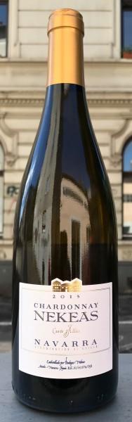 Nekeas Chardonnay Allier Barrique, 2015 Spanien Nawarra Weisswein