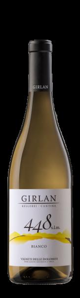 Girlan Bianco IGT 448 Weissweincuvee 2018 Italien Südtirol Weißwein