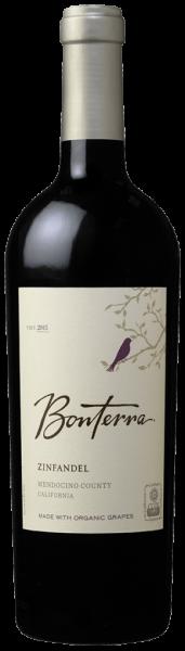 Bonterra Zinfandel 2015 Californien USA Rotwein