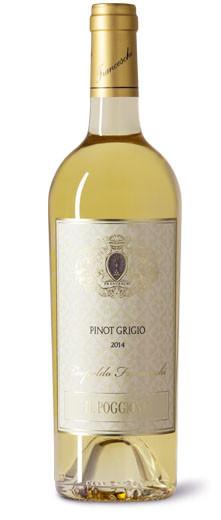 Il Poggione Pinot Grigio Leopoldo Francesi 2015 Italien Toskana Weißwein