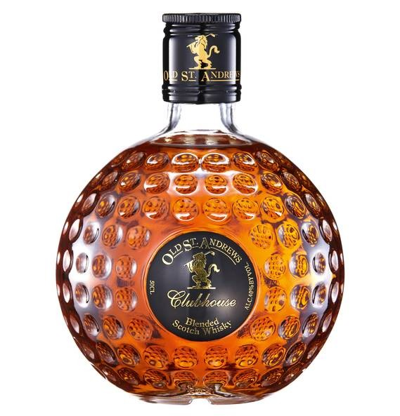 Old St. Andrews Blended Scotch - Golfball - 0,5l