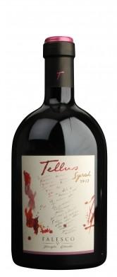 Falesco Tellus Syrah 2014 Italien Lazio Rotwein 0,375l