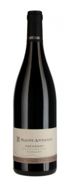 Saint Antonin, Faugeres Cazalet Vin Biologique 2015 Frankreich Rhone Rotwein - BIO