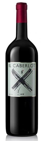 Podere Il Carnasciale Il Caberlot 2007 Magnum IGT Toskana Italien Toskana Rotwein