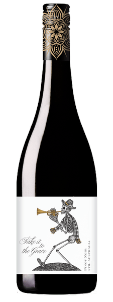 F. W. Wines Take it to the Grave Pinot Noir 2016 Australien Adelaide Hills Rotwein