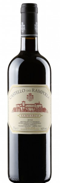 Rampolla Sammarco 1997 Italien Toskana Rotwein - BIODYN - VEGAN