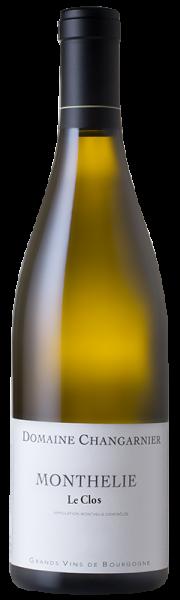 """Changarnier Frères Monthelie Blanc """"Le Clos"""" 2018 Frankreich Burgund Weißwein"""