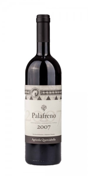 Querciabella Palafreno Doppelmagnum 2007 Italien Toskana Rotwein